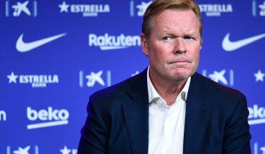 Koeman cambia il Barcellona: stop alla difesa a tre, pronto il nuovo modulo