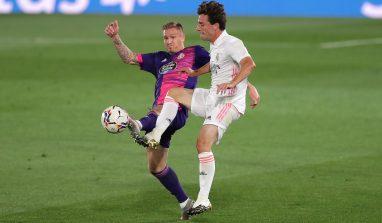 Real Madrid, Ancelotti non conta su Odriozola: piace ad Inter e Milan