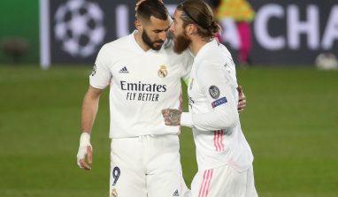 Benzema e Sergio Ramos da record: il Real Madrid vola con i suoi veterani