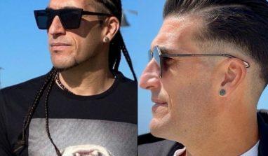Pinto, sei davvero tu? Cambio look totale per l'ex portiere del Barcellona