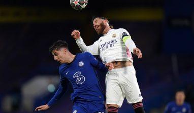 Chelsea-Real Madrid 2-0: dominio Blues, a Zidane resta solo la Liga