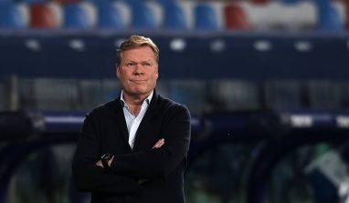 """Laporta conferma: """"Ronald Koeman resta sulla panchina del Barcellona"""""""