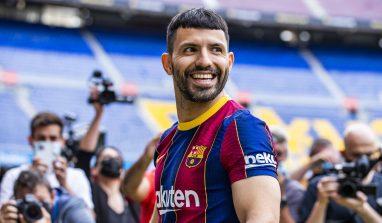 """Agüero su Messi: """"Penso che resti a Barcellona la prossima stagione"""""""